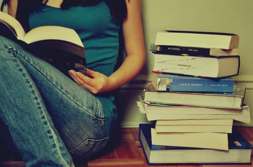 почему стоит читать книги